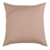 "Ombre Houndstooth/ Expresso : Embroidered and quilted  cushion cover (18"" x 18"")"