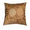 THE CUSHION PROJECT Set of 3 Brown Cushion Covers