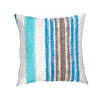 THE CUSHION PROJECT Set of 3 Blue Cushion Covers
