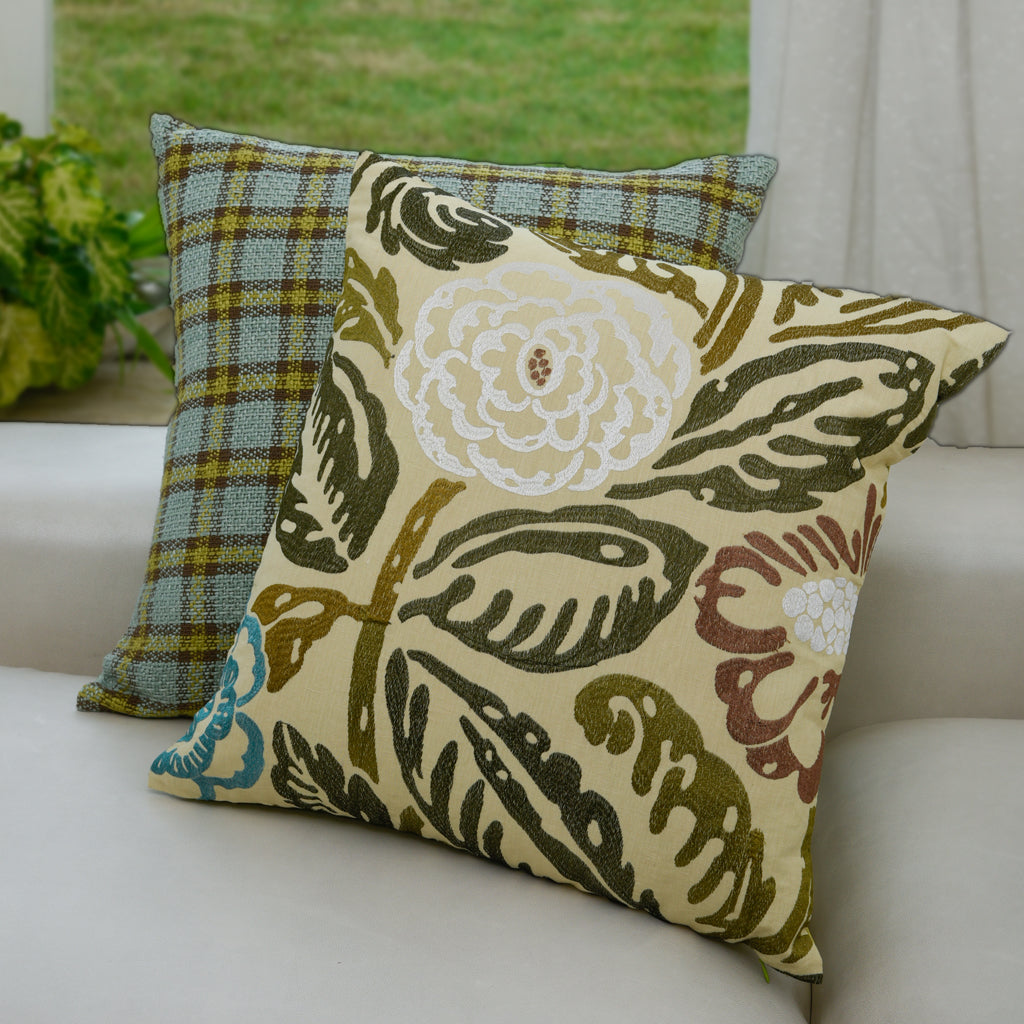 The Cushion Project Set of 2 Tranquil Cushion Covers