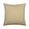 "Rustic/ Meadows: silk cushion cover (16"" x 16"")"