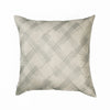 The Cushion Project Set of 3 Quilt & Embroidered Neutral Cushion Covers