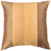"Missisippi/ Honey Bee: Silk woven cushion cover (20"" x 20"")"