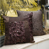 The Cushion Project Set of 2  Mocha Cushion Covers