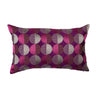 The Cushion Project Set of 3  Purple Cushion Covers