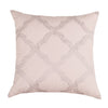 Ombre Circle Set/ Blush (Set of 1 Bedcover & 3 Cushion Covers)
