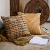 The Cushion Project Set of 2 Gold Fun Cushion Covers