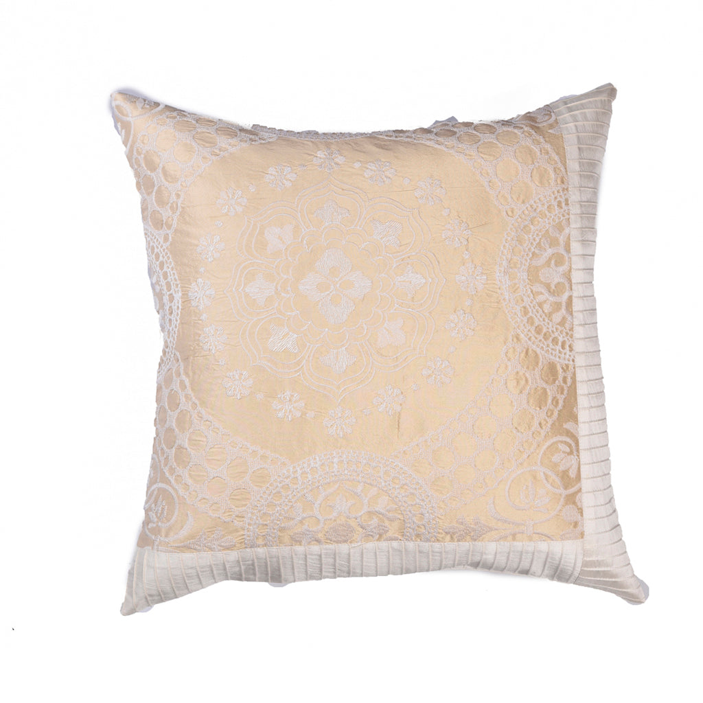 The Cushion Project Set of 2  Pearl  Cushion Covers