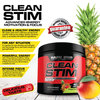 Clean Stim - Advanced Energy, Focus, & Nootropic Supplement - Hard Iron Labs