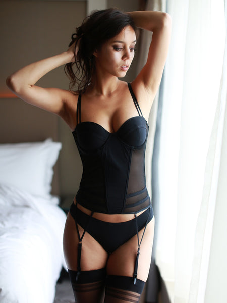 MRS. SMITH CORSET