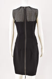 Victoria Beckham Black Sleeveless Dress size UK 12