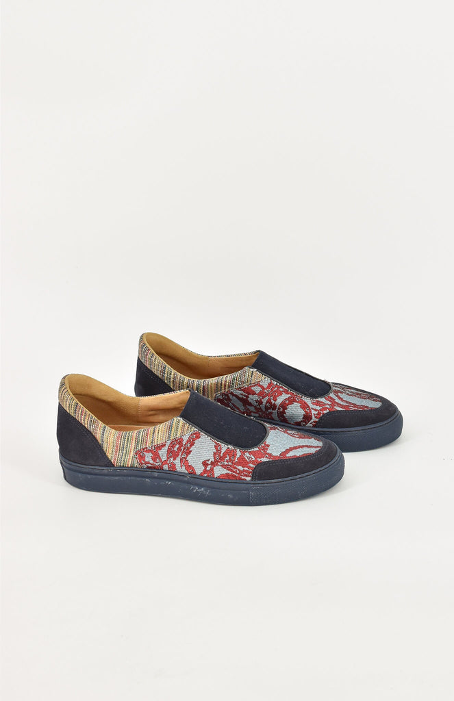 Dries Van Noten Beryl Slip-On Sneakers 37