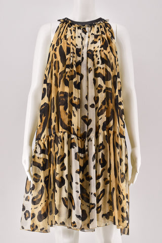 Dolce & Gabbana Caretto Printed Dress size 40
