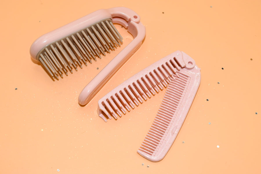 Ear Care - Folding Comb