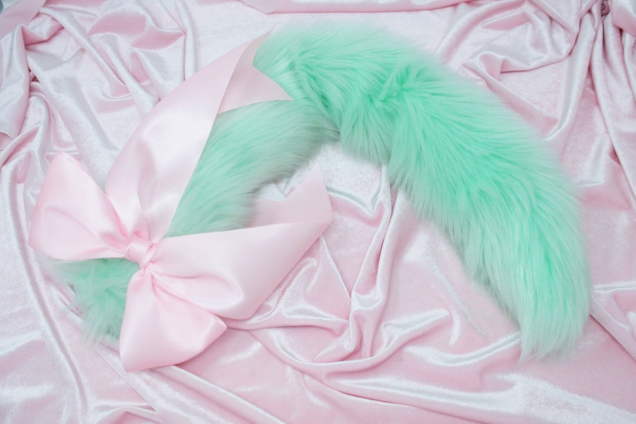 Add-on: Satin Tail Bow