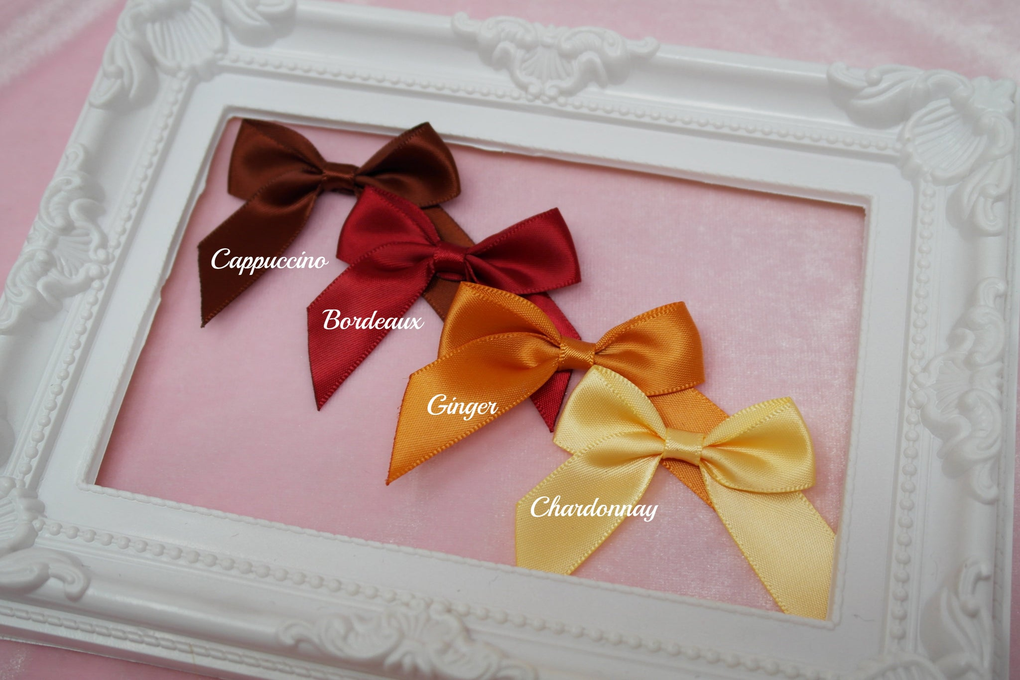 Add On: Petite Bows - Festive Delights