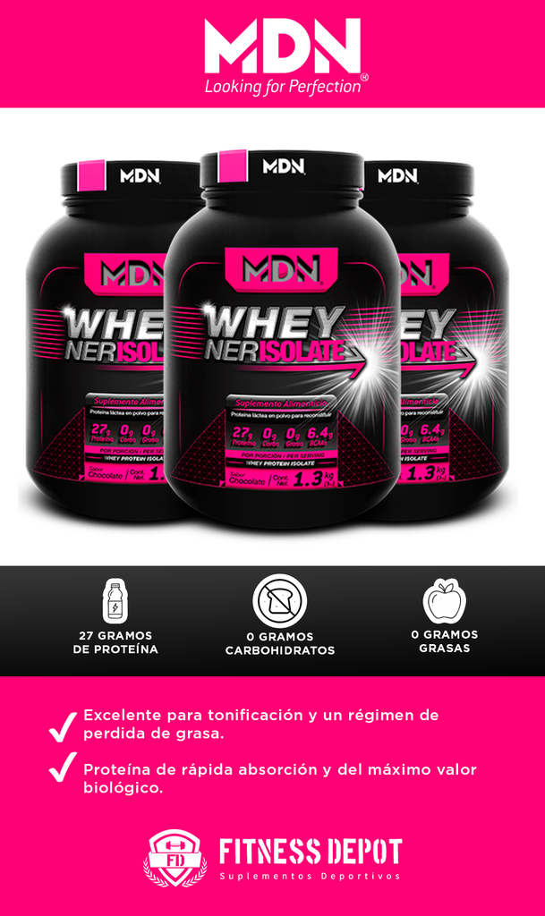 Whey Ner Isolate