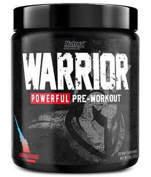 Warrior Nutrex Pre workout