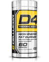 D4 Thermal Shock | Cellucor | 60caps - Suplementos Deportivos