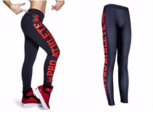Leggings Pro athlete - Suplementos Deportivos