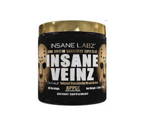 Insane Veinz Gold | Insane Labz | 175gr