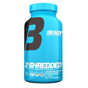2 Shredded | Beast Sports | 60caps - Suplementos Deportivos