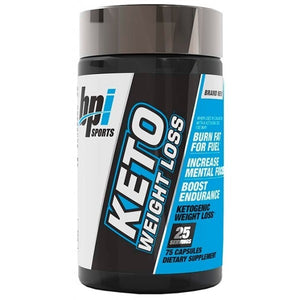 Keto weight loss | BPI | 75caps