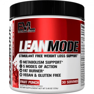 Lean mode | EVL | 153gr