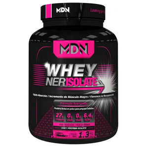 Whey Ner Isolate | MDN | 3lb - Suplementos Deportivos