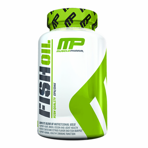 Fish Oil | MusclePharm | 90caps - Suplementos Deportivos