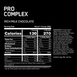 Pro complex | ON | 3.5lb