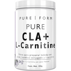 Pure CLA Carnitina | Pure form | 153gr