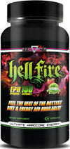 Hell Fire | INLAB | 90caps - Suplementos Deportivos