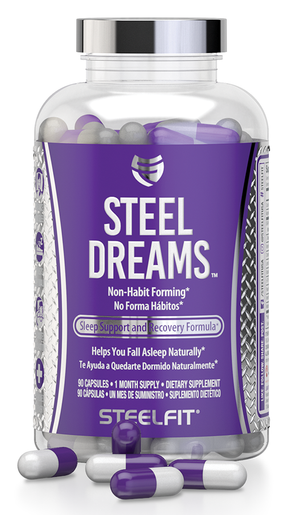 Steel dreams | Steel Fit | 90caps