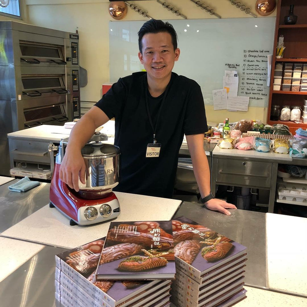 CLASS (Aug 3-4, 2018) : TAIWAN CHEF VINCENT HSIUNG