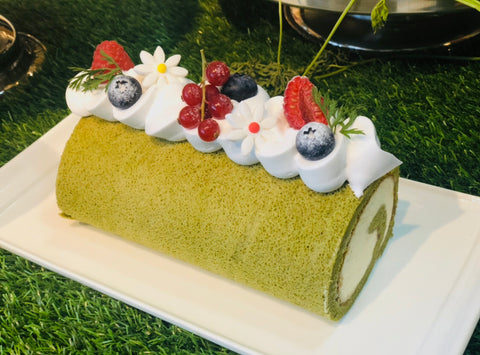 Jan 2020 Wonderful Gift Box Series I - Cake Class with TW Chef Chang, Tzu-Yu(張子渝師傅)