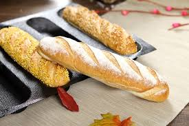 Breathable Bread Silicone Mould - Baguette / Long Strip Baking Products