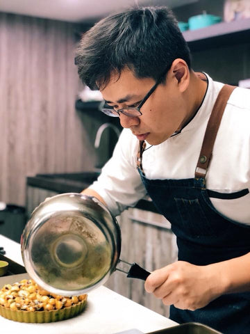 ToBeAdvice : 04-05May2019 Bread & Tart/Pie Series with Taiwanese Chef Edison Lu (呂昇達老師)