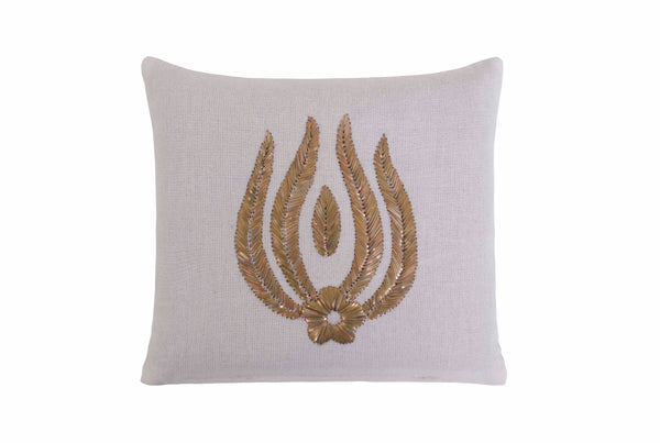 Turkish Embroidery Tulip Lavender Sachet (Medium)