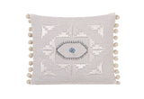 Turkish Embroidery Third Eye Lavender Sachet (Medium)