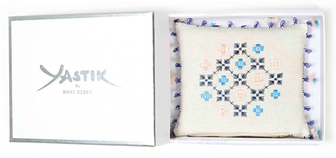 Turkish Embroidery Lavender Sachet (Medium)