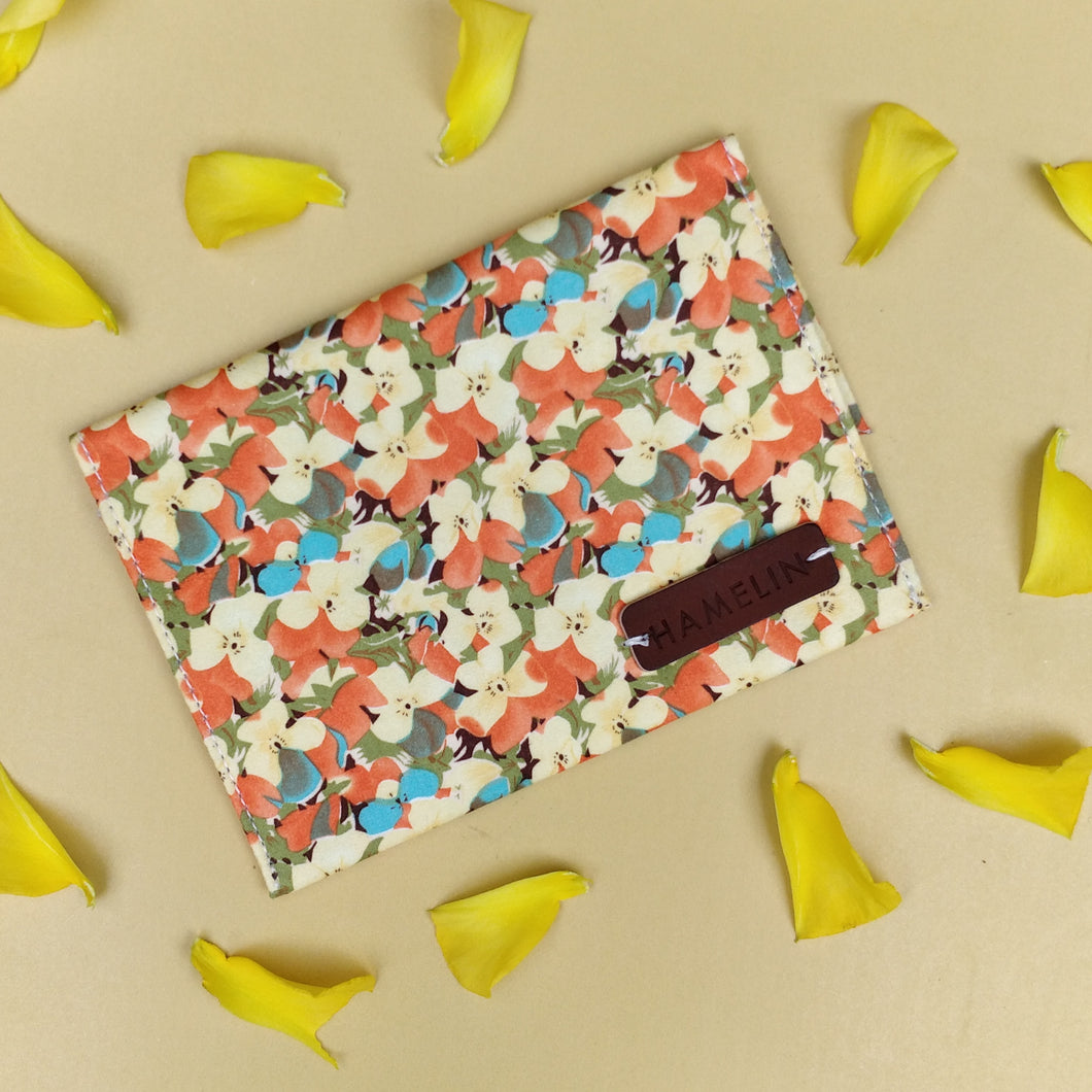 Pretty yellow - Sanitary Pouch for Women