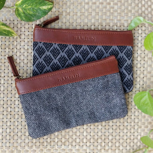 Set of Two - Aria Multi-purpose Pouch (Grey)