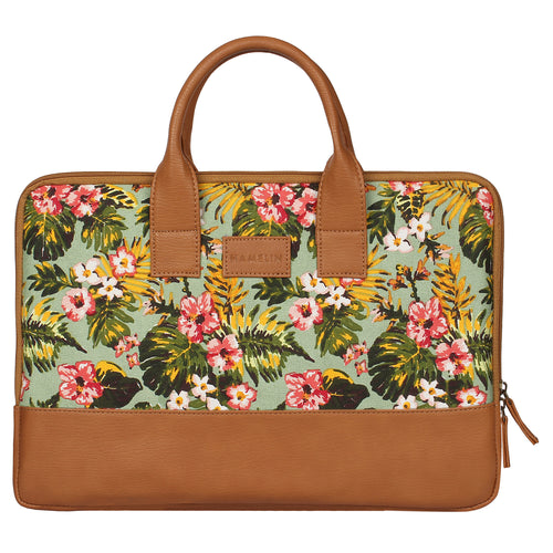 Elon Laptop Sleeve - Blooming wild