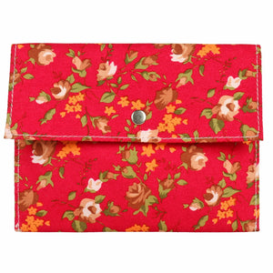 Wild Pink - Sanitary Pouch for Women