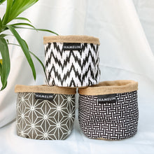 Chic Planter Wraps Mini - Gift Set (Neutra)