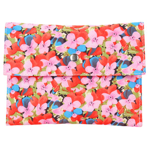 Pretty pink - Sanitary Pouch for Women