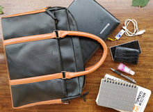 The Voltaire Laptop Messenger Bag - Final sale