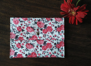 Pink Rose - Sanitary Pouch for Women