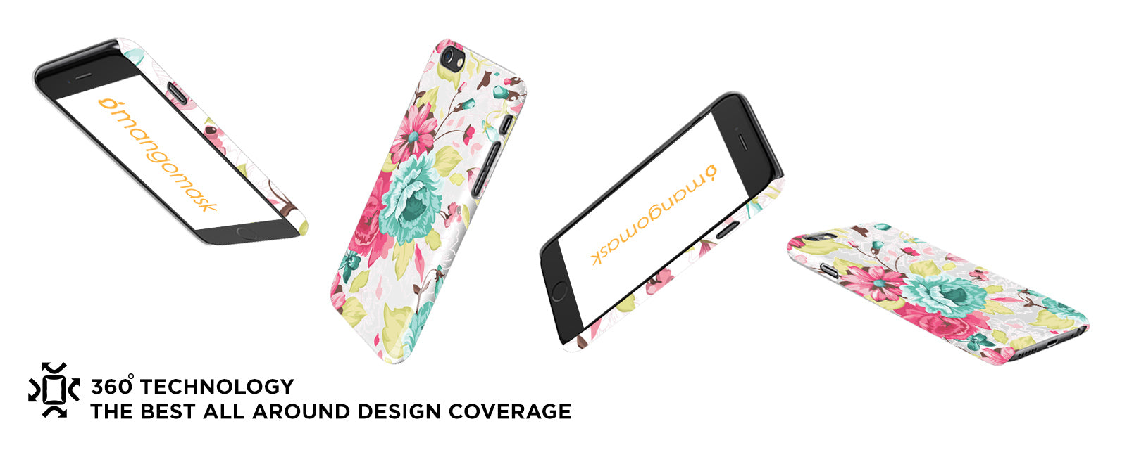 Buy Best Custom Printed Designer Funky Mobile Phone Cases, Flip Back Covers for Apple iPhone 6 Plus / 6s Plus Online in India at Mangomask.